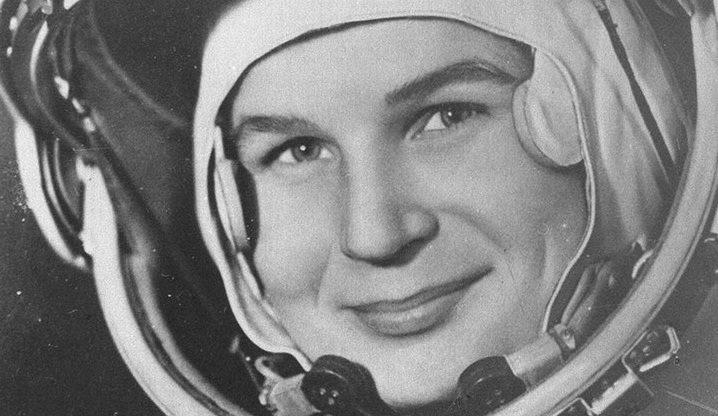 Женщины-космонавты