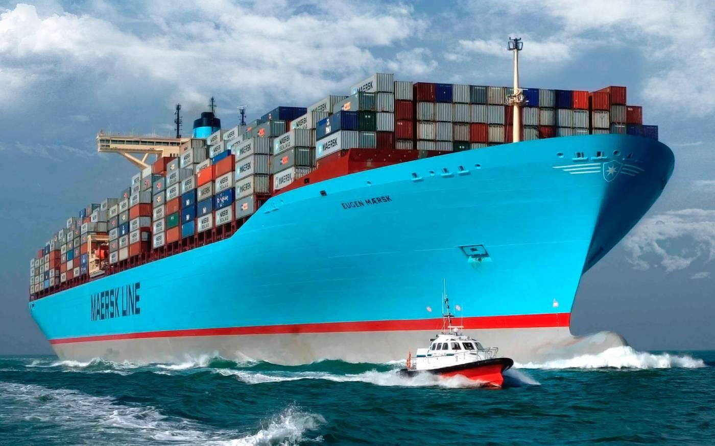 Движение морских судов