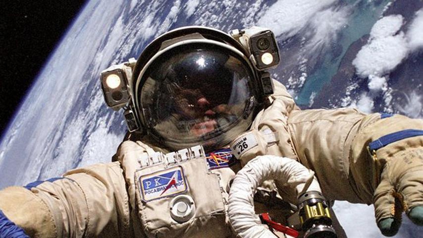 Одежда космонавтов — скафандр