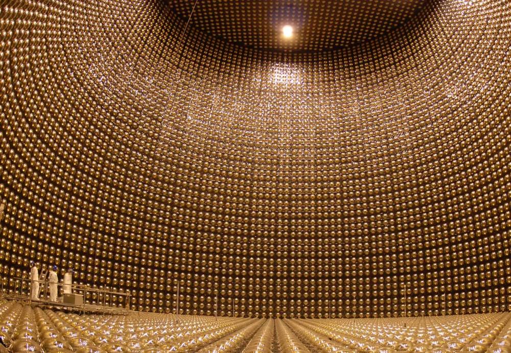 Нейтринные телескопы