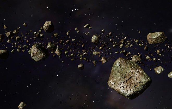 Троянские астероиды