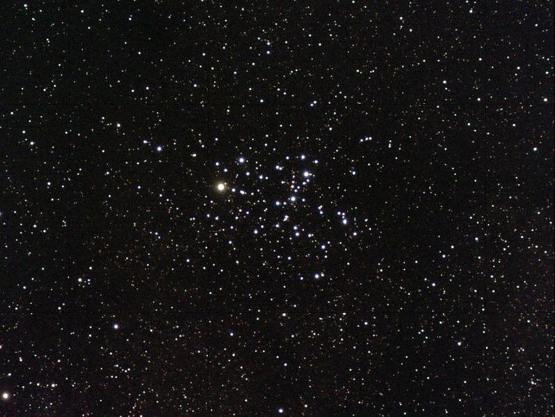 6 - Звёздное скопление Бабочка М6