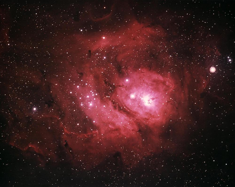 m8 01 - Туманность Лагуна M8