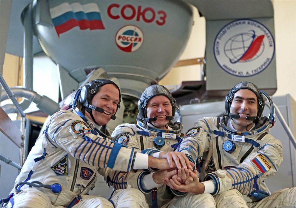 Список российских космонавтов