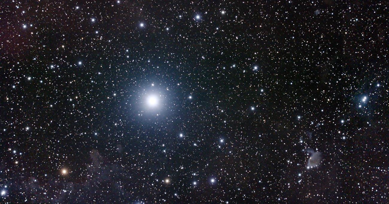 Звезда Альнилам