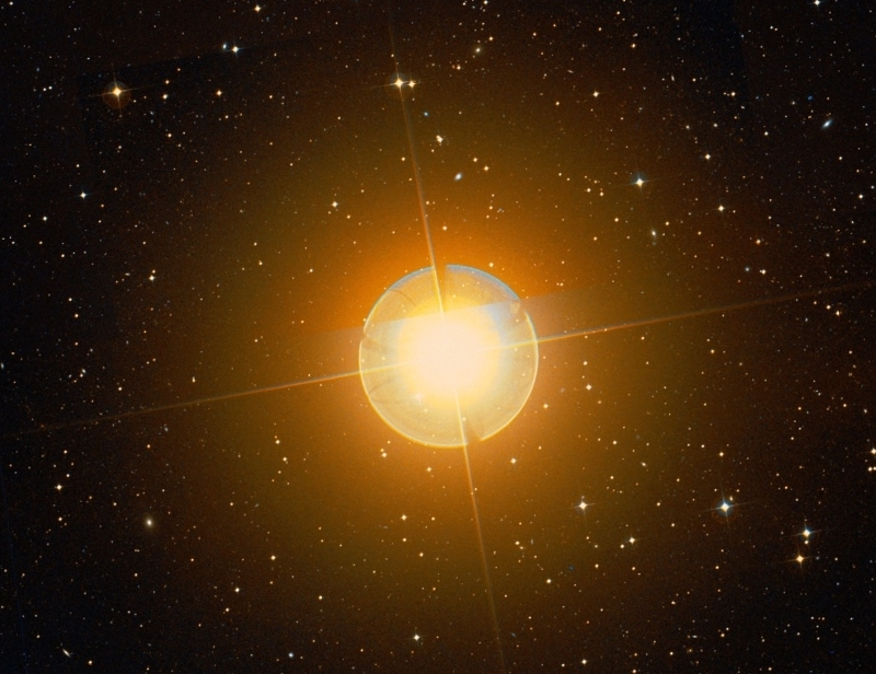 Звезда Анкаа