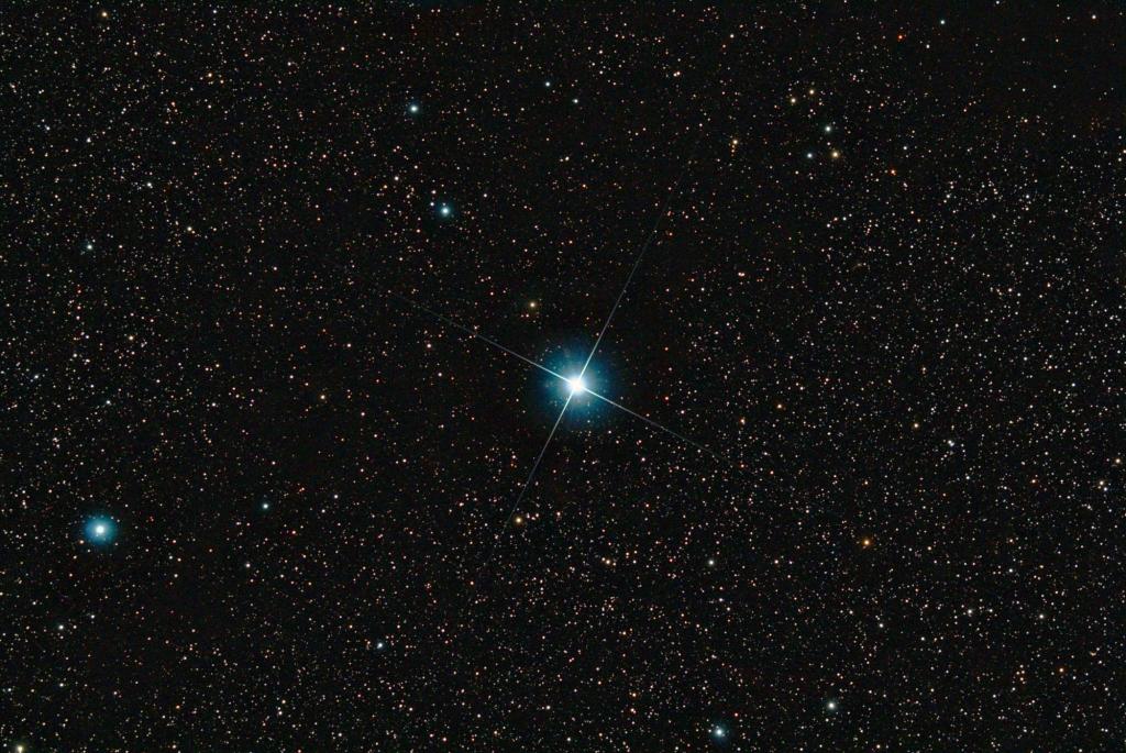 Звезда Беллатрикс