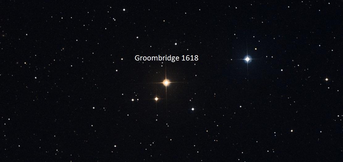 Грумбридж 1618