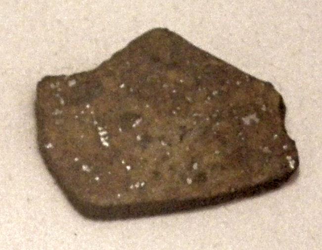Фрагмент метеорита Легль