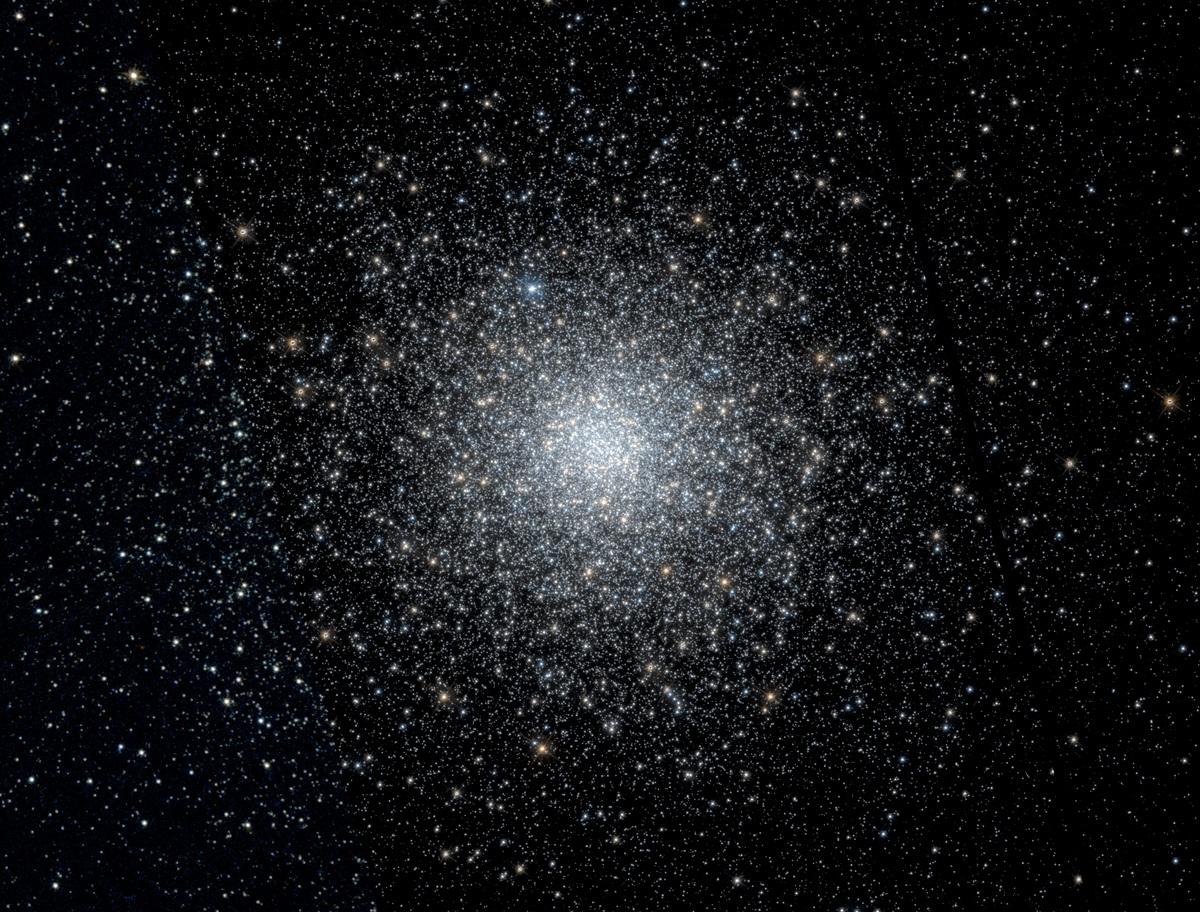 Шаровое скопление M75