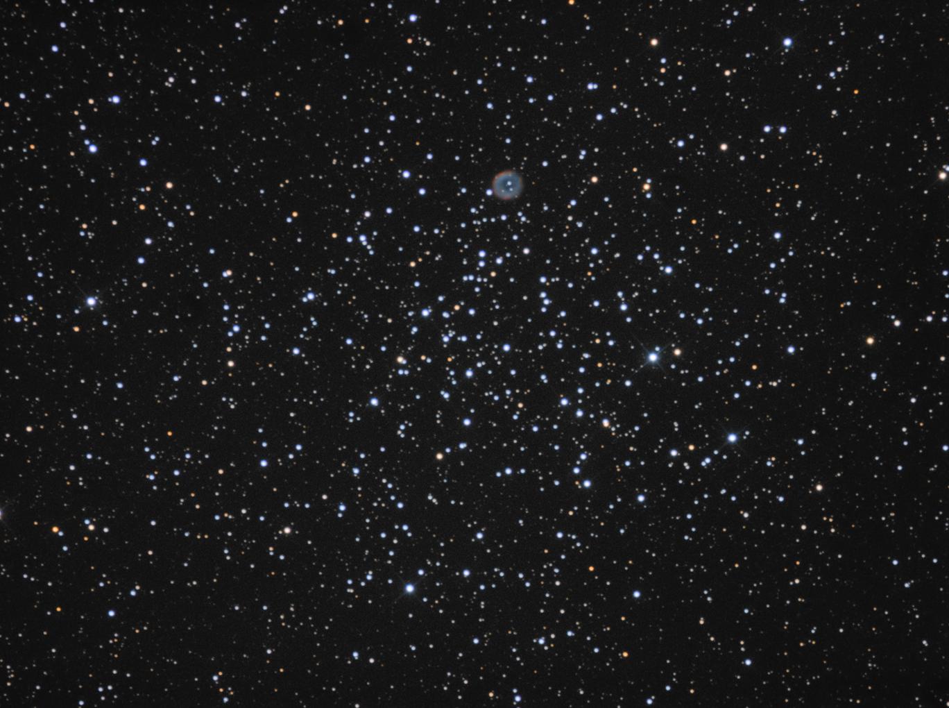 Рассеянное скопление M46
