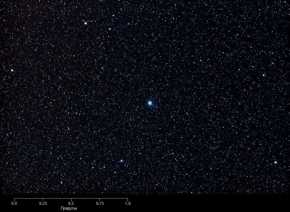 Шаровое скопление M54