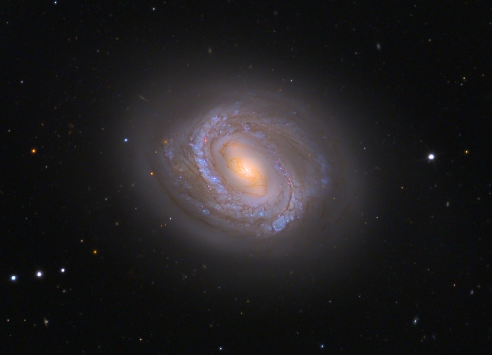 M58s visible - Галактика M58