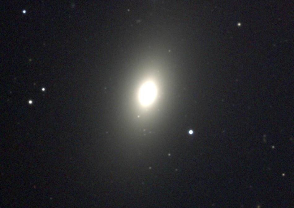 Эллиптическая галактика M59