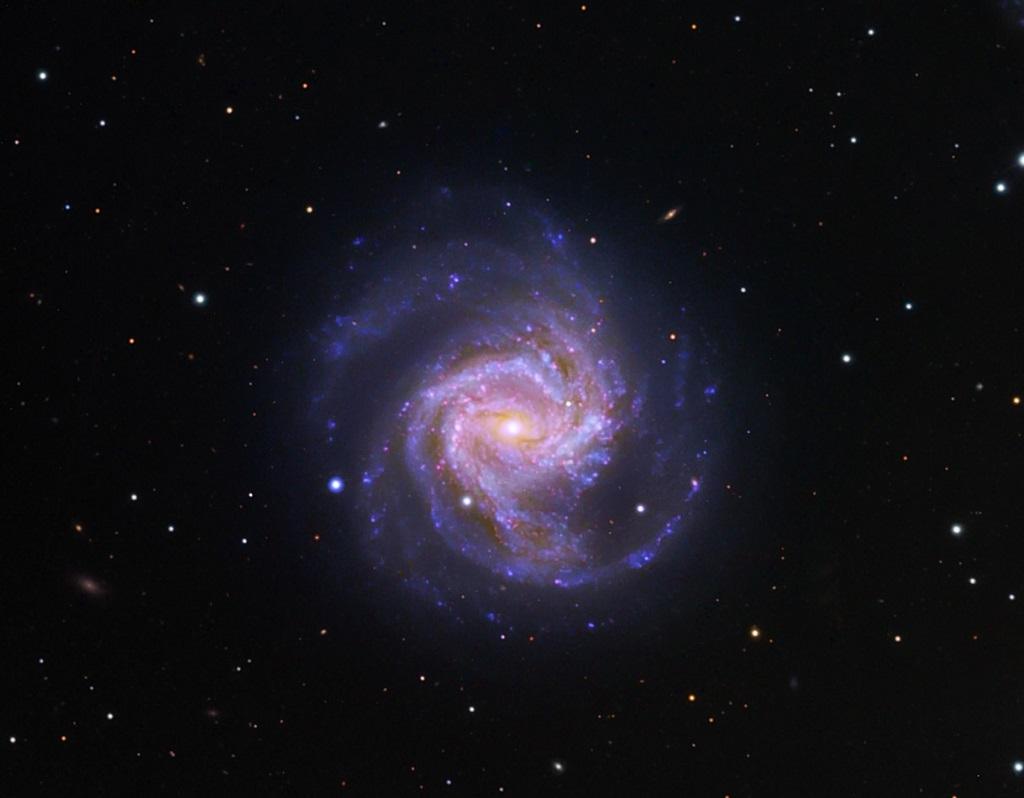 Галактика Мессье 61