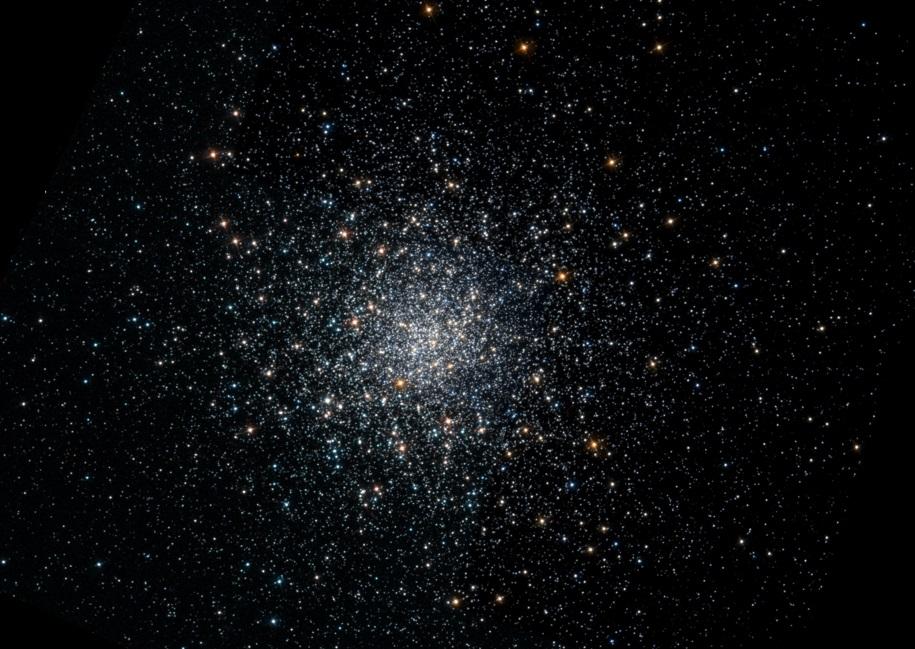 Шаровое скопление M62