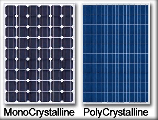 Сравнение структур монокристаллов и поликристаллов