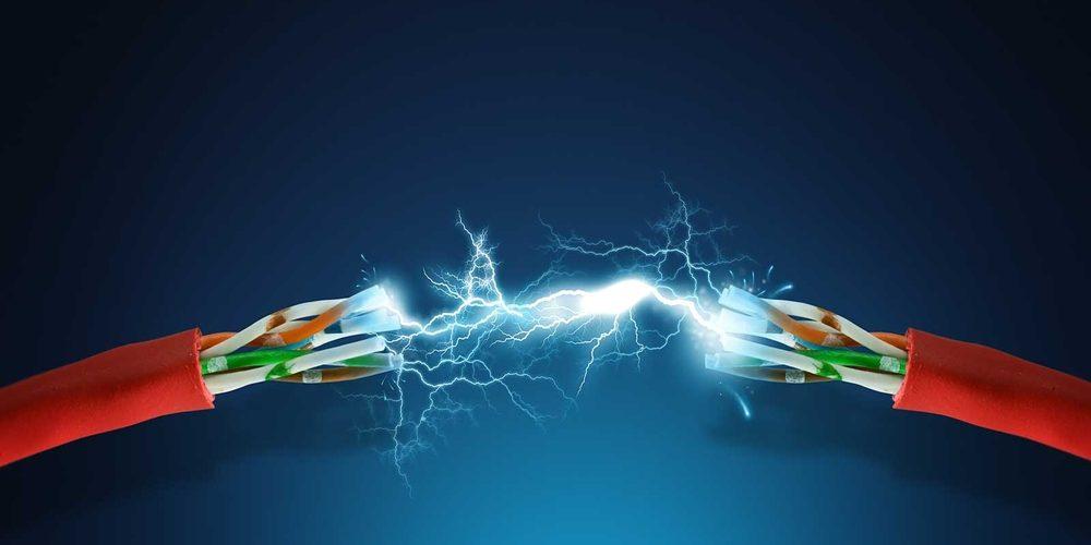 Электрическая дуга - ионизированный квазинейтральный газ