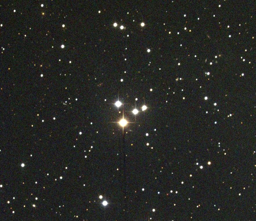 Рассеянное скопление Мессье 73
