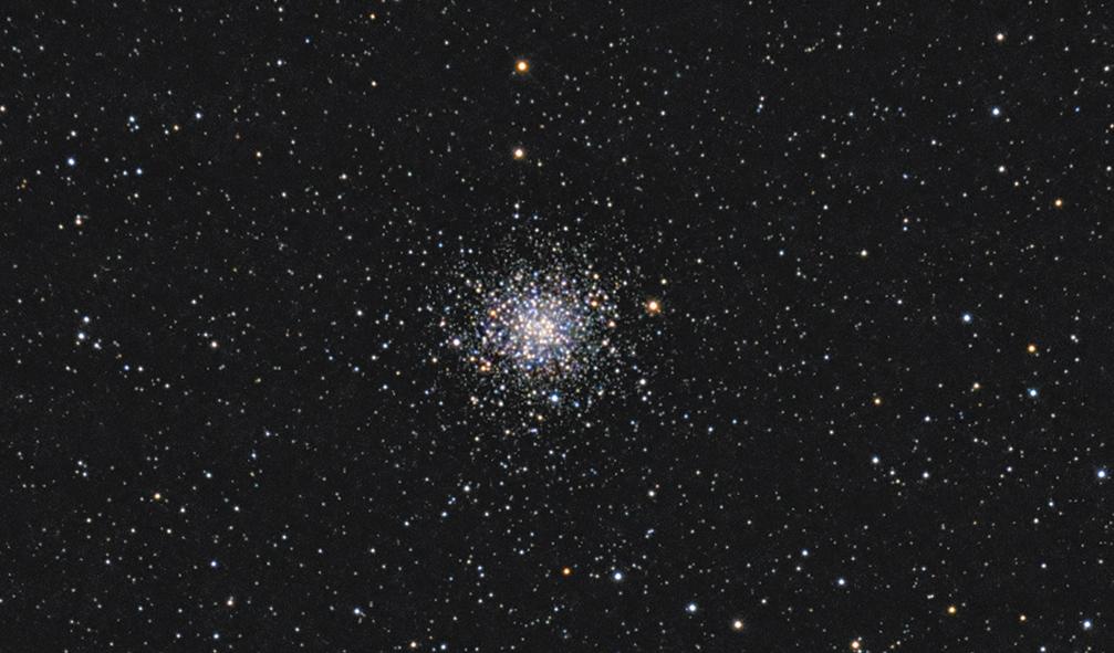 Шаровое скопление M107