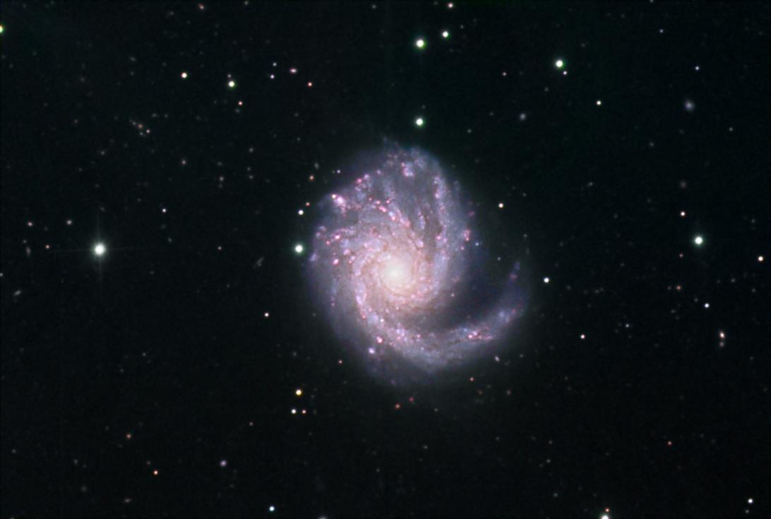 Галактика M99