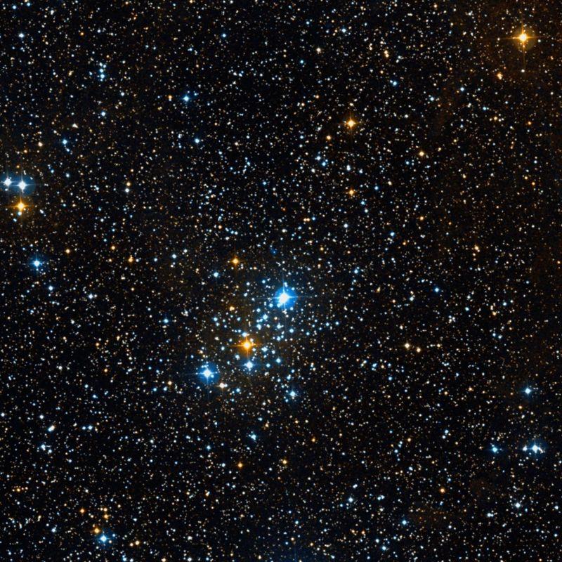 Messier 103 - Рассеянное скопление M103