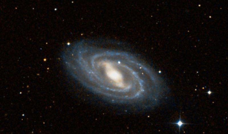 Галактика M109