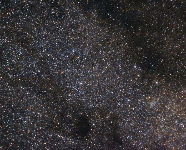 Звездное облако Стрельца M24