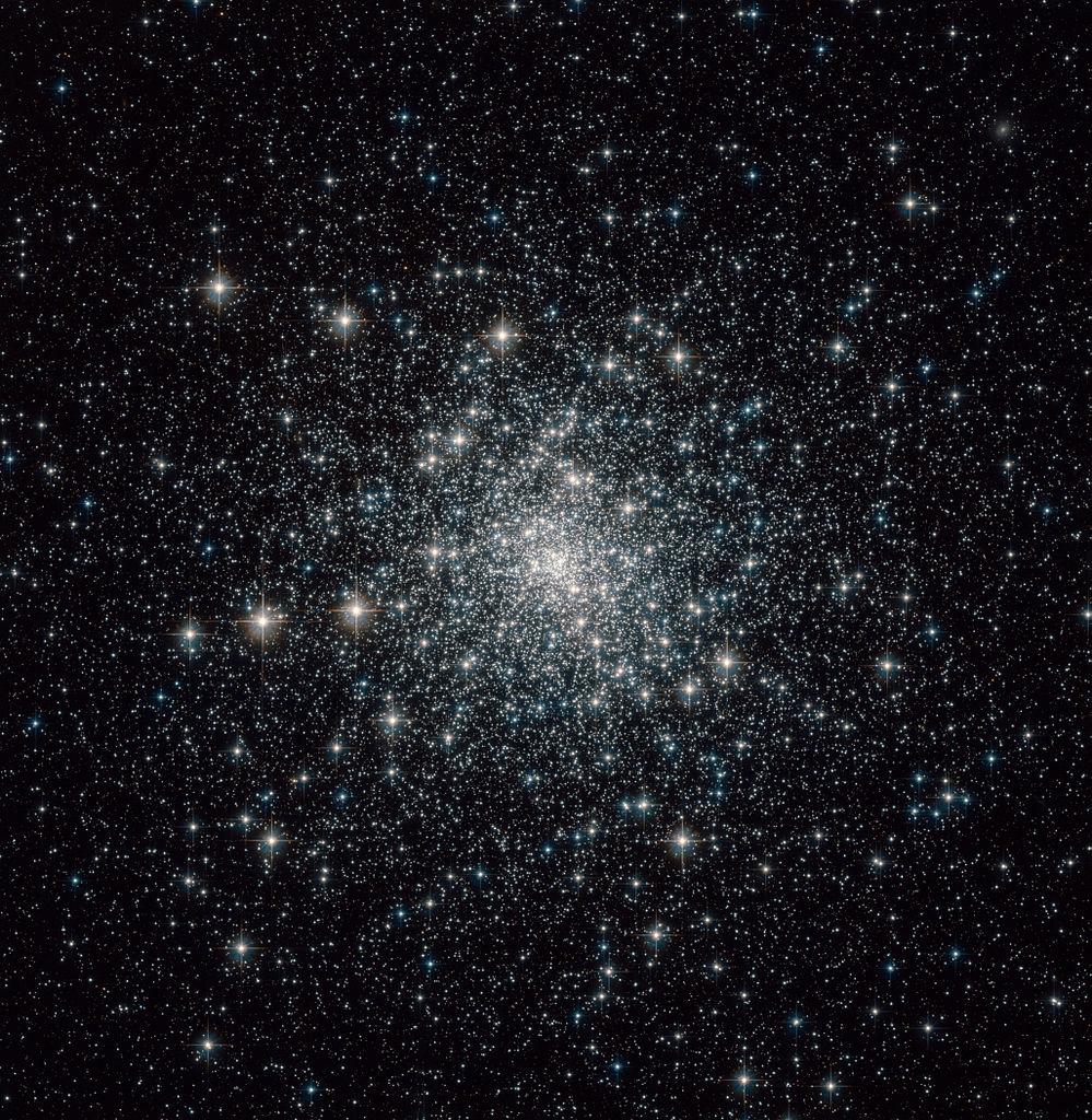 Шаровое скопление Мессье 30
