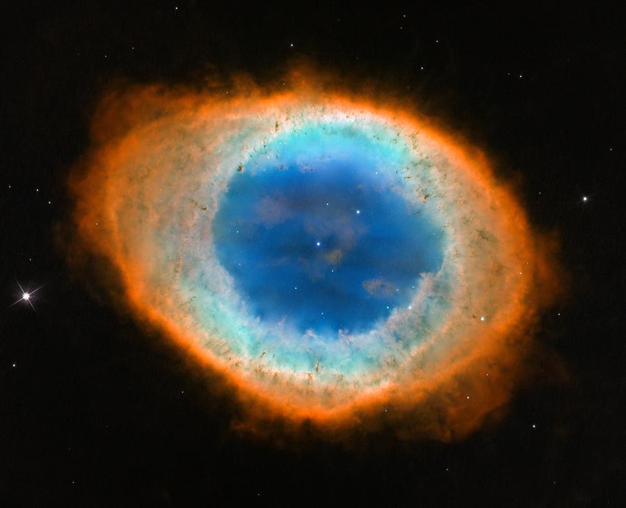 Туманность Кольцо M57