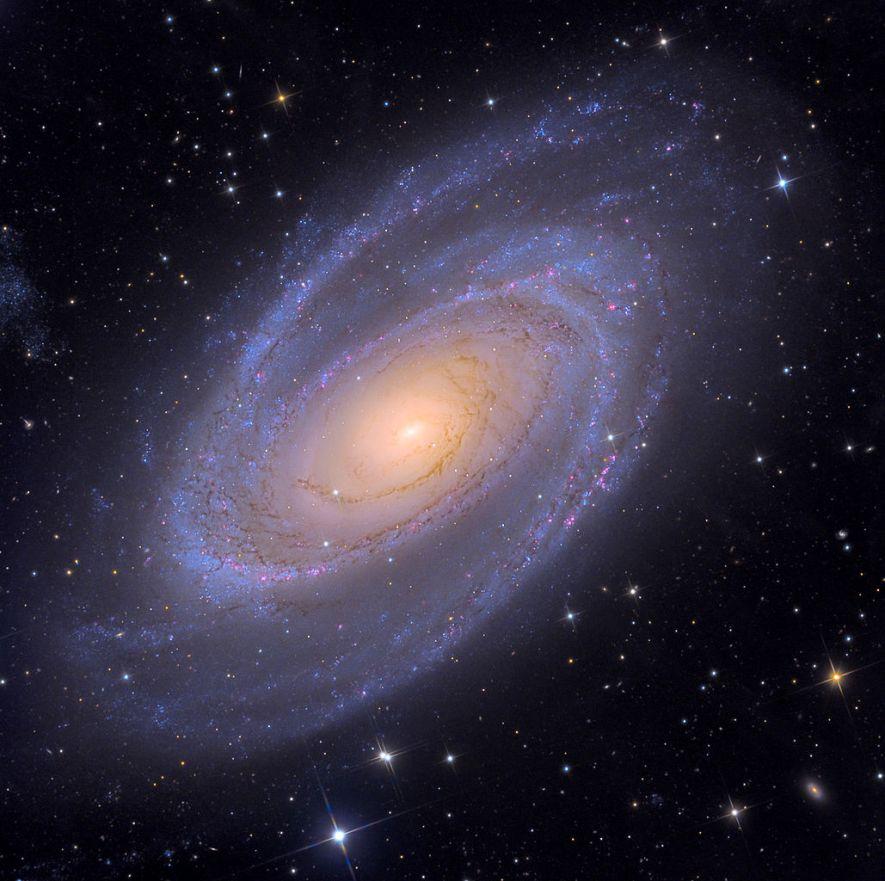 Галактика Боде M81