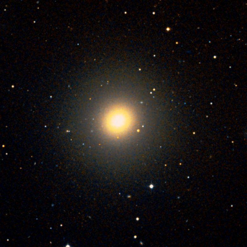 Галактика M84