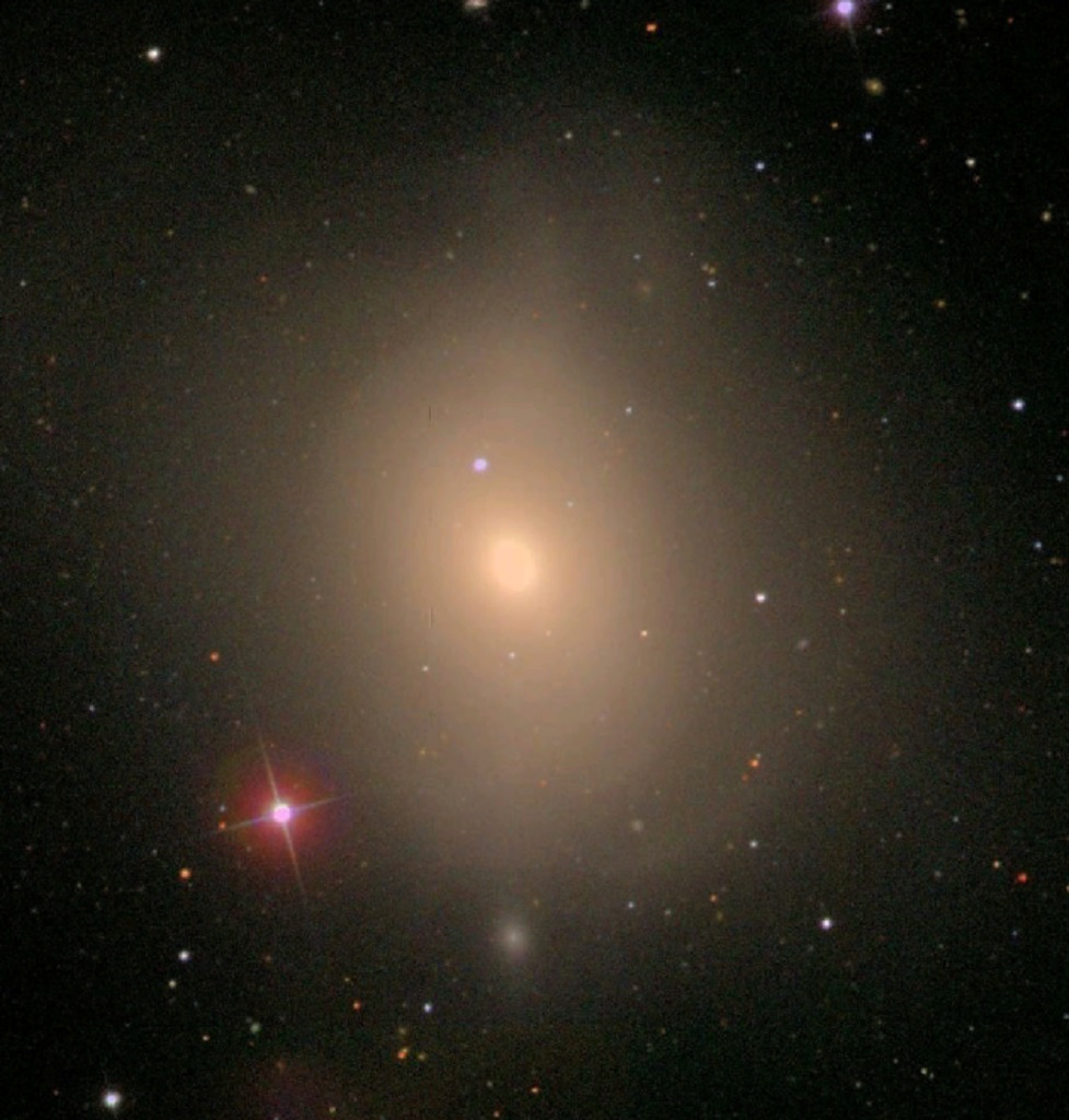 Галактика M85