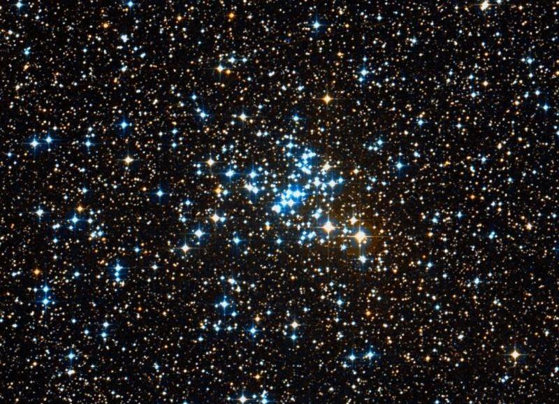 Рассеянное скопление M93