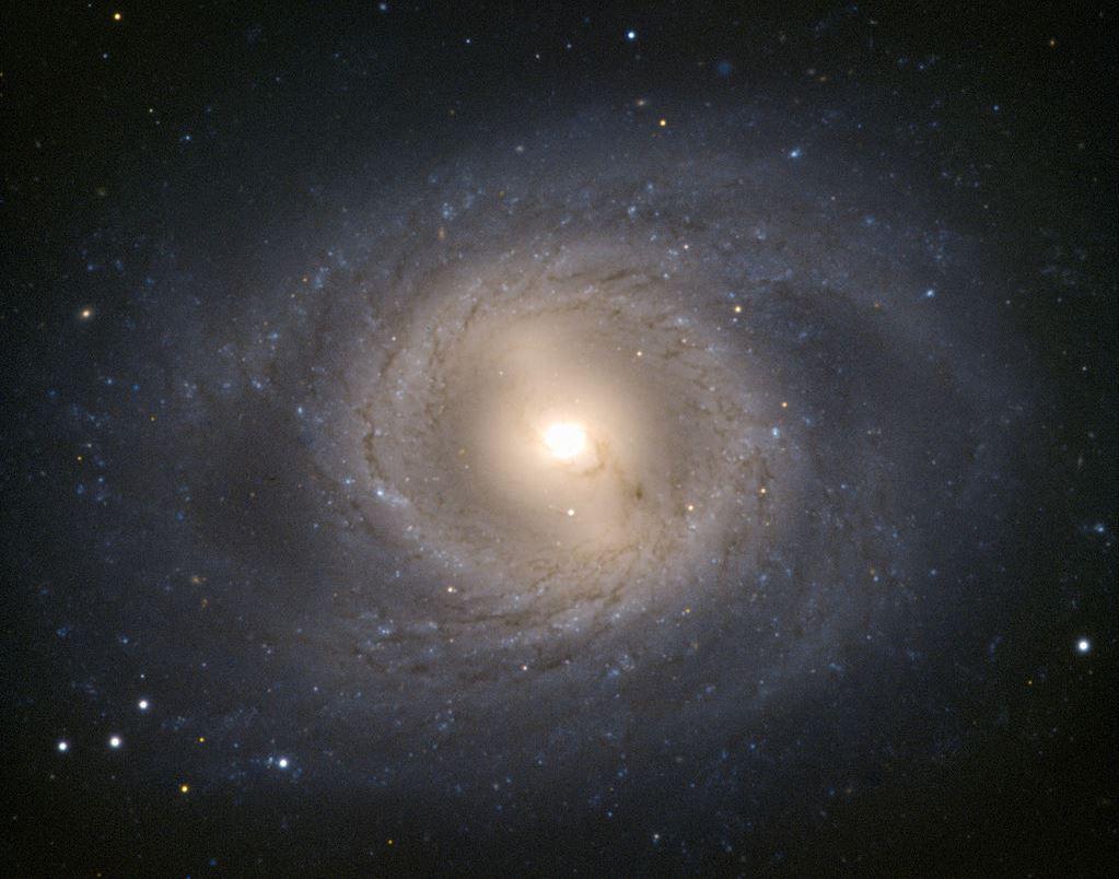 Галактика M95