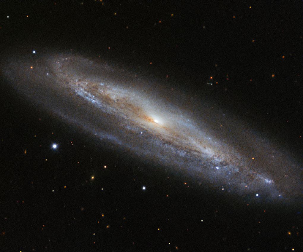 Галактика M98