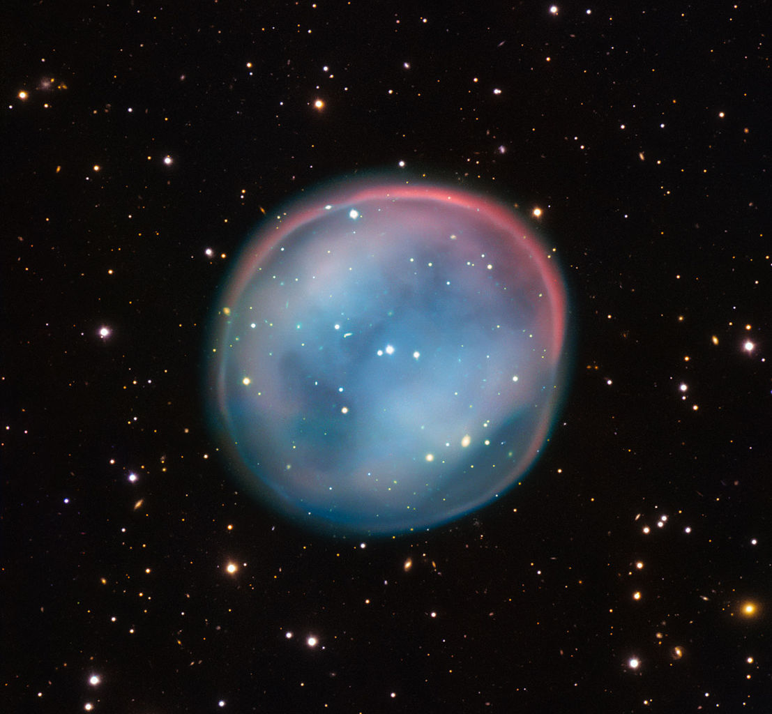 Туманность Сова M97
