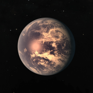 TRAPPIST-1 e