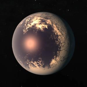 TRAPPIST-1 f