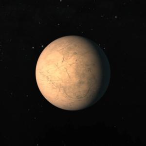 TRAPPIST-1 h