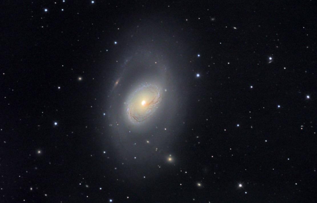 Галактика M96