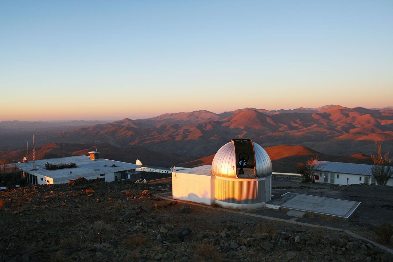 Обсерватория TRAPPIST, Кокимбо, Чили