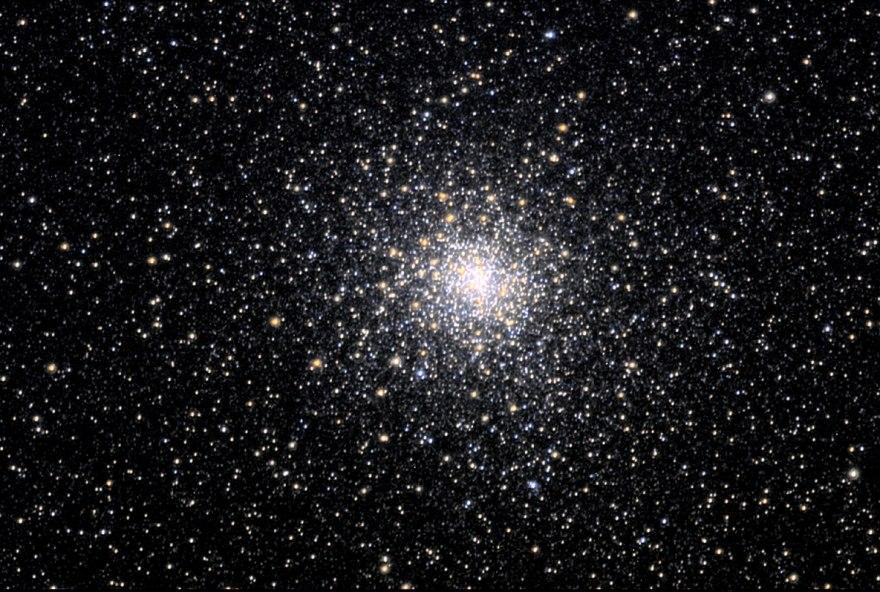 Шаровое скопление Мессье 28