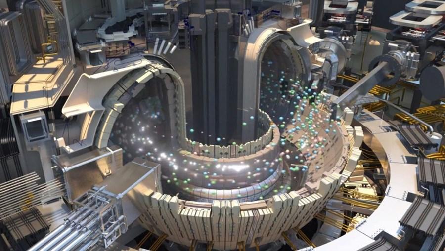 ИТЭР - международный термоядерный реактор (ITER)