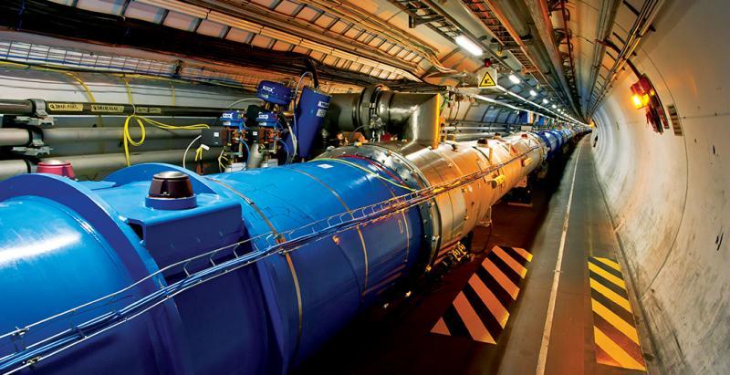 Большой Адронный Коллайдер (БАК или LHC)