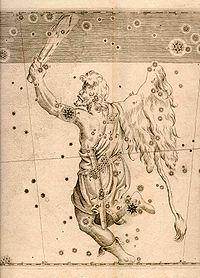 200px Uranometria orion - Биография Иоганна Байера