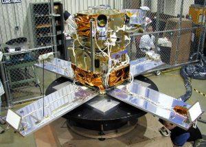 Спутник HETE перед запуском