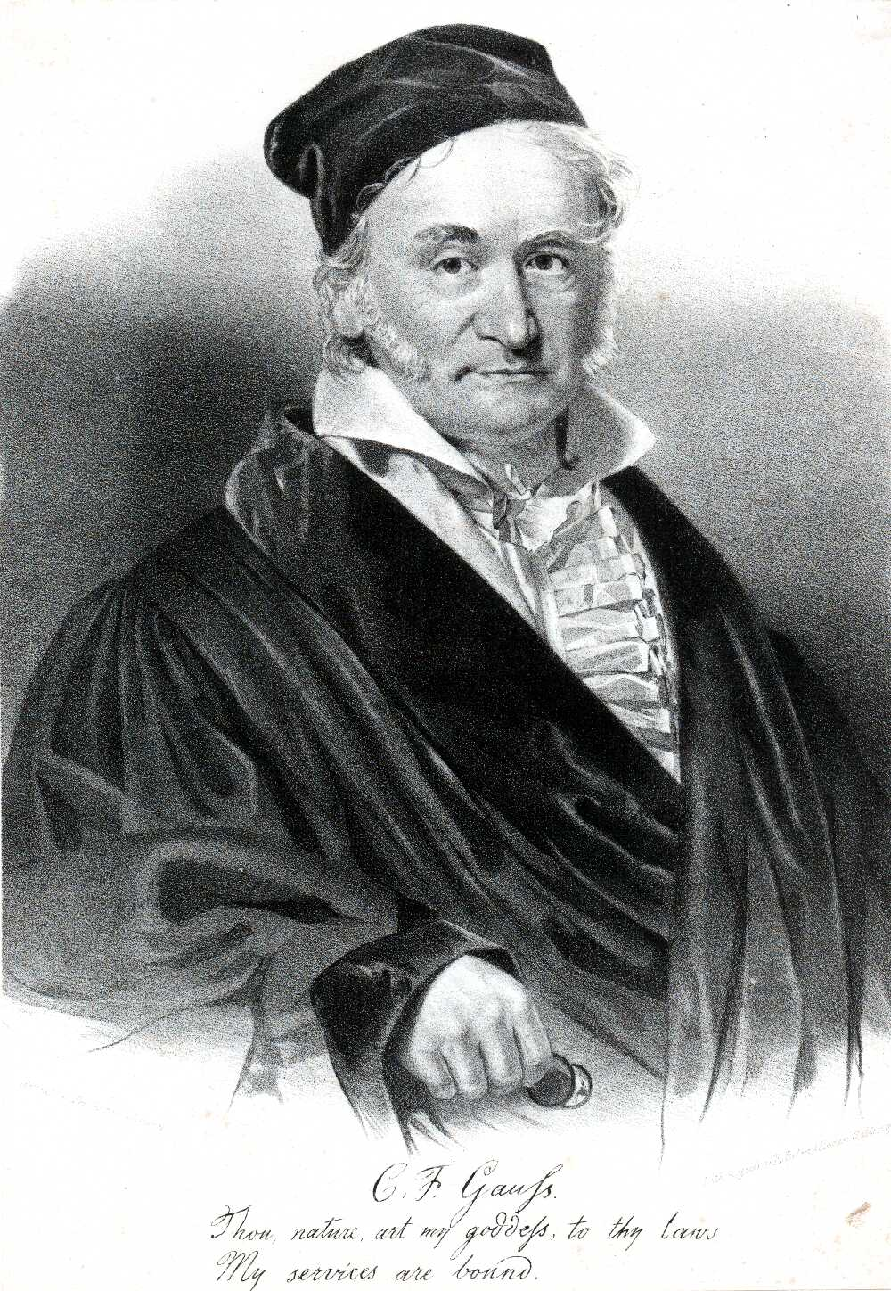 the life and contributions of carl gauss to the world of mathematics and physics The german mathematician karl friedrich gauss (1777-1855) made outstanding contributions to both pure and applied mathematics karl friedrich gauss was born in.
