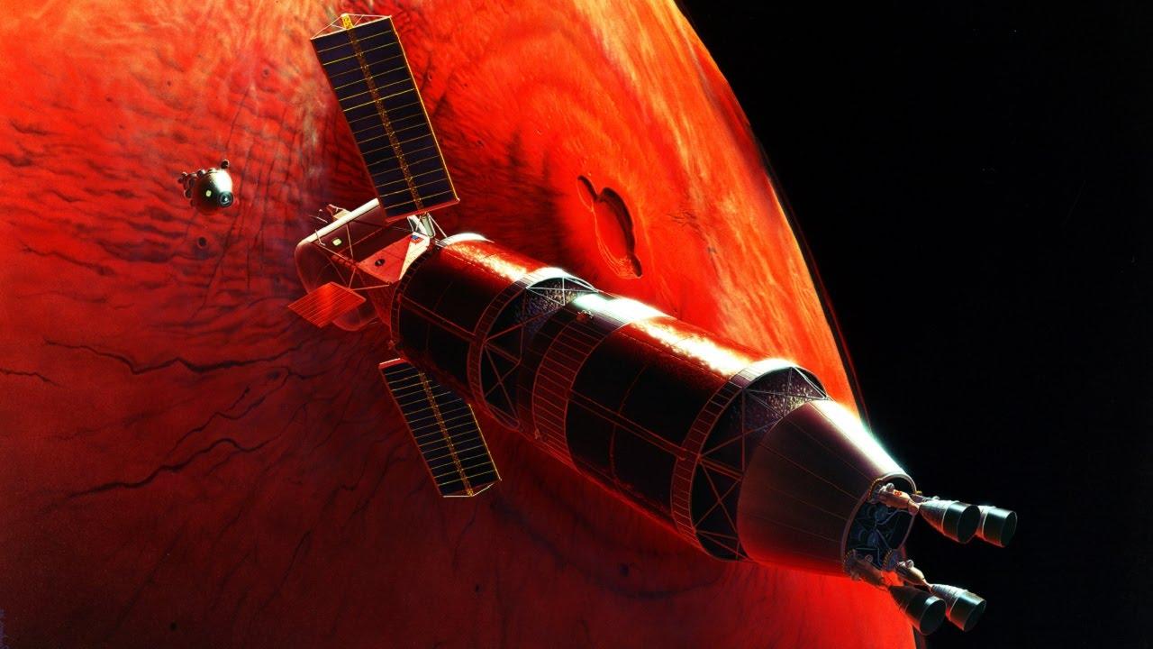 Сколько лететь от Земли до Марса