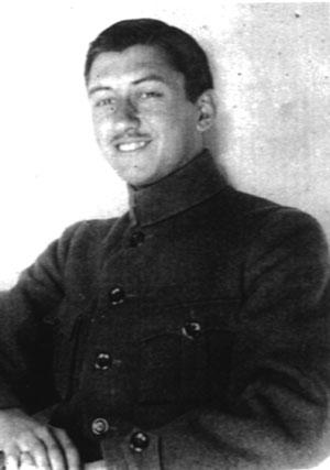 Борис Воронцов-Вельяминов - студент МГУ